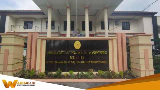 Covid-19 Meningkat Perceraian di Bojonegoro Meroket